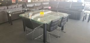 7PC DINING TABLE for Sale in North Las Vegas, NV