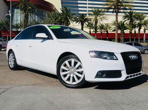 2012 Audi A4 for Sale in Las Vegas, NV