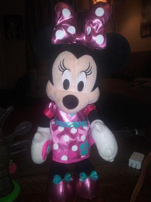Minnie Mouse walk and talk for Sale in Jasper, TN