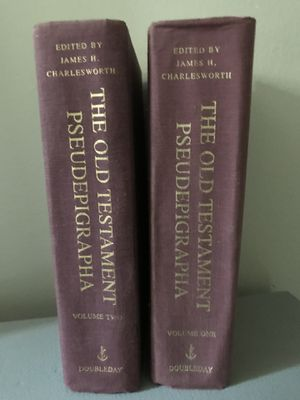 Religious books 📚 only two volumes perdured that let to the church that band them and burnt and destroyed all they could find I've had these two volu for Sale in Portland, OR