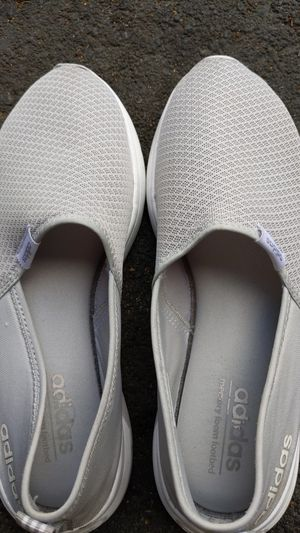 Adidas memory foam shoes size 10 for Sale in Redwood City, CA