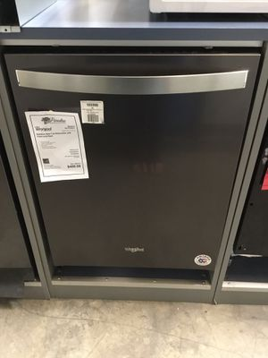 New! Black Stainless Dishwasher w/ Third Rack 😍 for Sale in Chandler, AZ