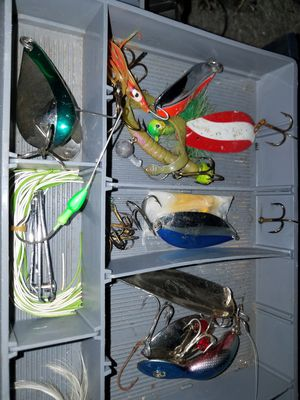 Hedden lures and tackle for Sale in Dearborn, MI