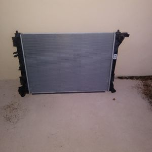 Hyundai Tucson Radiator 2016 To 2019 Factory Perfect Condition for Sale in Hollywood, FL