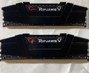 G.Skill Ripjaws V Series 32 GB (2 x 16 GB) DDR4-3200 CL16 Memory for Sale in Tampa, FL
