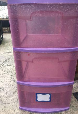 Plastic drawer for Sale in Chula Vista, CA