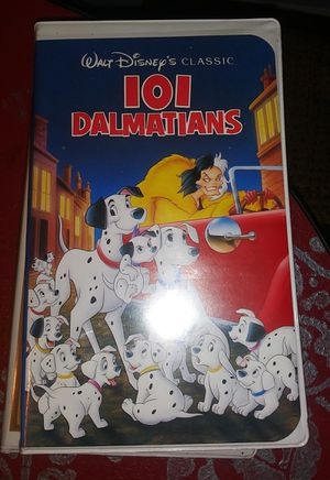 Walt Disney Classic. 101 Dalmatians for Sale in Decatur, GA