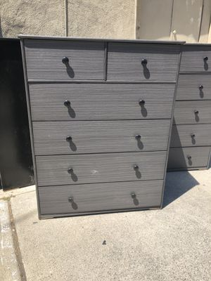 6 Drawer Chest Dresser Jumbo in Any Color New for Sale in Cerritos, CA