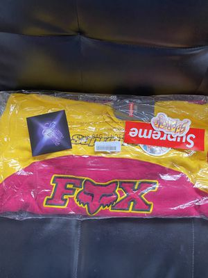 Fox racing supreme hoodie sz. Large for Sale in Woodbridge, VA