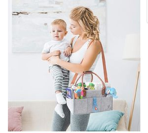 Baby Diaper Caddy with Shoulder Strap for Sale in Round Rock, TX