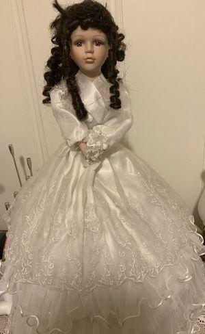 Antique umbrella doll for Sale in Duncan, SC