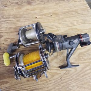 Fishing reels for Sale in Concord, CA