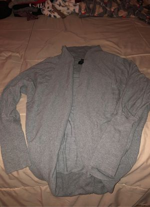 Gray cardigan for Sale in Henderson, NV
