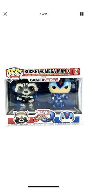 Pop Toys Marvel vs Capcom Megaman Rocket for Sale in Fort Lauderdale, FL