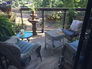 Free Wicker furniture set for Sale in Herndon, VA
