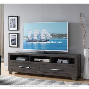 HOT DEAL, TV STAND - DISTRESSED GREY, SKU# TC171917TV for Sale in Huntington Beach, CA