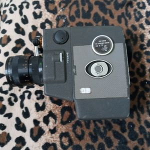 1960s Yashica 8mm U-Matic Vintage Movie Camera Made in Japan for Sale in Riverview, FL