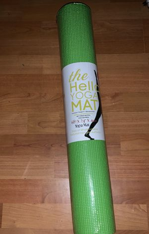 YOGA MAT 68x24x4 for Sale in Fort Worth, TX
