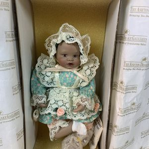 Vintage Ashton Drake Mini Doll New for Sale in Bensalem, PA