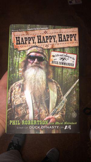 Duck dynasty book for Sale in Wichita, KS