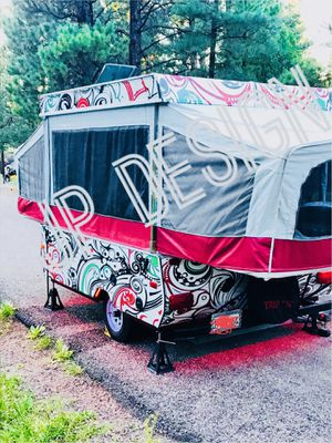 Pop up camper .........unique !!!! for Sale in Las Vegas, NV