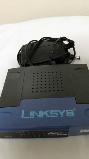 Linksys wireless for Sale in New York, NY