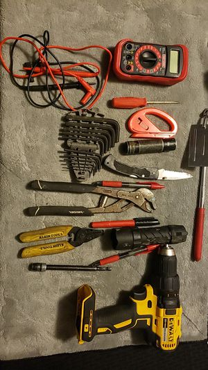 Dewalt drill and hand tools for Sale in Pittsburg, CA