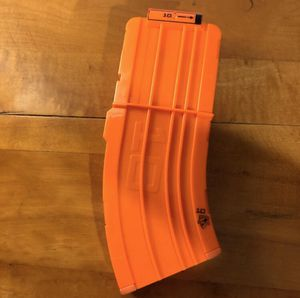 10 round nerf gun banana clip for Sale in Milford, NJ