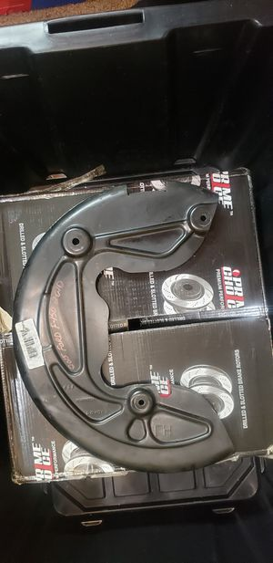 2015 ford f150 brake dust guards for Sale in Anaheim, CA
