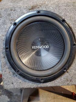 "12"" Kenwood Sub for Sale in East Wenatchee,  WA"