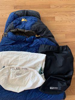 REI Polar Pod +20 Sleeping Bag for Sale in Sammamish,  WA