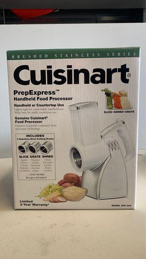 Cuisinart Prep Express Handheld Food Processor for Sale in Garden Grove, CA