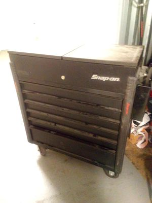 Snap on tool box for Sale in Saratoga, CA