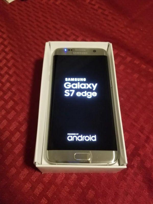 Samsung Galaxy S7edge, Factory Unlocked