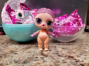 Brand new COMPLETE Showbaby Show Baby LOL Surprise Sparkle Series glitter doll for Sale in Guadalupe, AZ