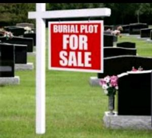 2 Cemetery Plots in Roselawn Cemetery Section D for Sale in Brownsville, TX