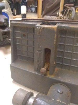 Vintage Wilton's Vice drill press for Sale in Chesnee, SC