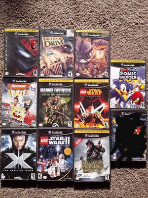 GameCube Games for Sale in Antioch, CA