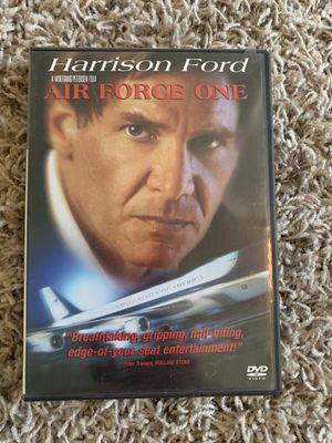 Air force one on DVD for Sale in Hanford, CA