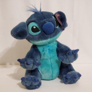 """Disney Store STITCH as DOG Plush 14"""" Lilo & Stitch Blue Alien Stuffed Animal for Sale in La Grange Park, IL"""