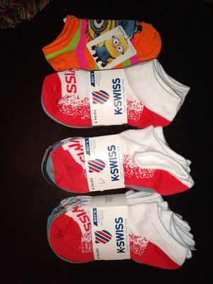 K Swiss & Despicable Me for Sale in North Plainfield, NJ