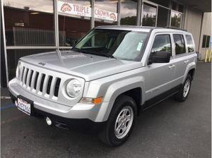 2012 Jeep Patriot for Sale in Roseville, CA