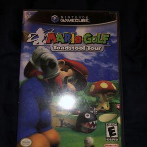Mario Golf Toadstool Tour CIB for Sale in Attleboro, MA