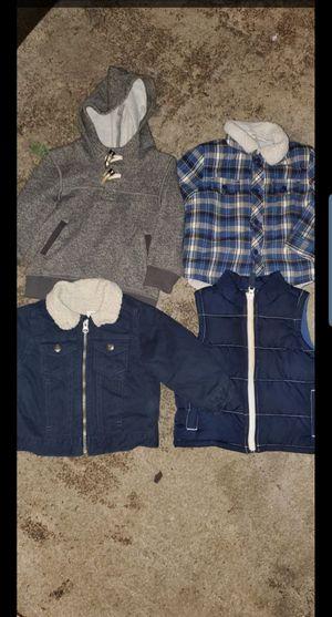 Toddler boy hoddie/vest/jacket for Sale in Los Angeles, CA