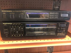 MARANTZ ST551 TUNER AND AMPLIFIER for Sale in Clermont, FL