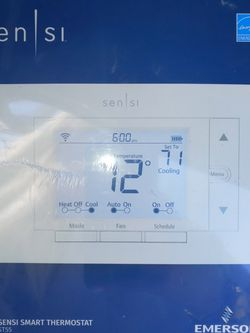 SENSI SMART THERMOSTAT By EMERSON for Sale in Torrance,  CA