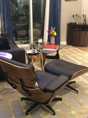 Eames style lounge chair for Sale in Salt Lake City, UT