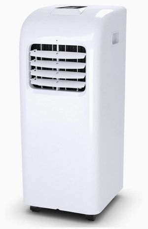 COLD !!!!!!!!!COSTWAY 10000 BTU Portable Air Conditioner Dehumidifier Function Window Wall Mount (10,000 BTU) for Sale in Rancho Cucamonga, CA