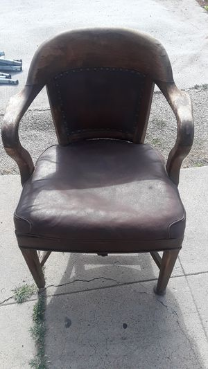 Antique Chair(Great for a diy project) for Sale in San Diego, CA