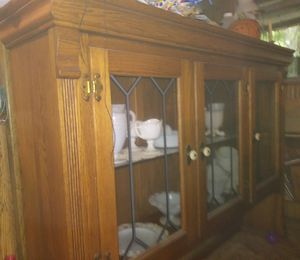 China cabinet (top) for Sale in Jesup, GA